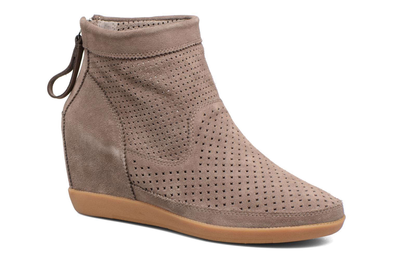 Bottines et boots Shoe the bear Emmy Marron vue détail/paire