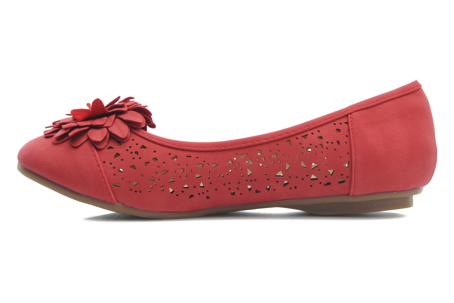 Ballet pumps Xti Vita Red front view