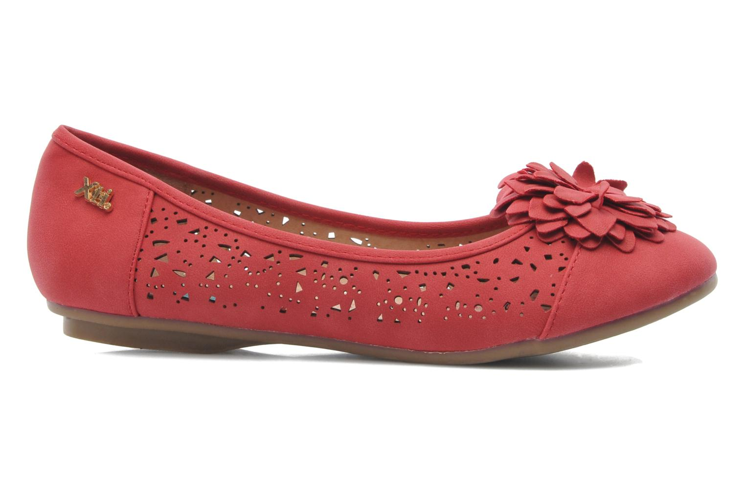 Ballet pumps Xti Vita Red back view