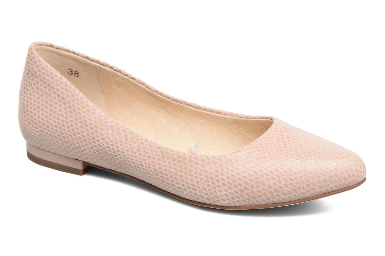 Ballerinas Caprice Vinyle rosa detaillierte ansicht/modell
