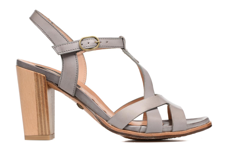 Sandales et nu-pieds Neosens Gloria 193 Gris vue derrière