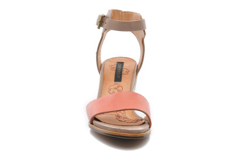 Sandales et nu-pieds Neosens Noah 237 Orange vue portées chaussures