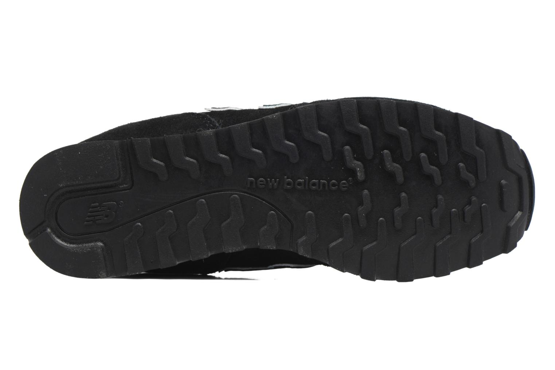 Sneaker New Balance WL373 schwarz ansicht von oben