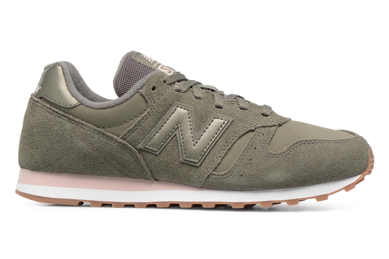 Trainers New Balance WL373 Green back view