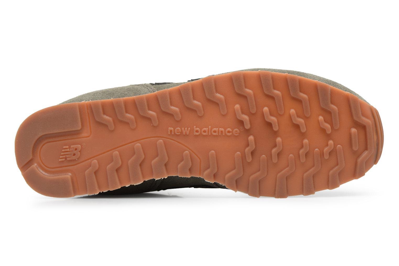 Sneaker New Balance WL373 grün ansicht von oben