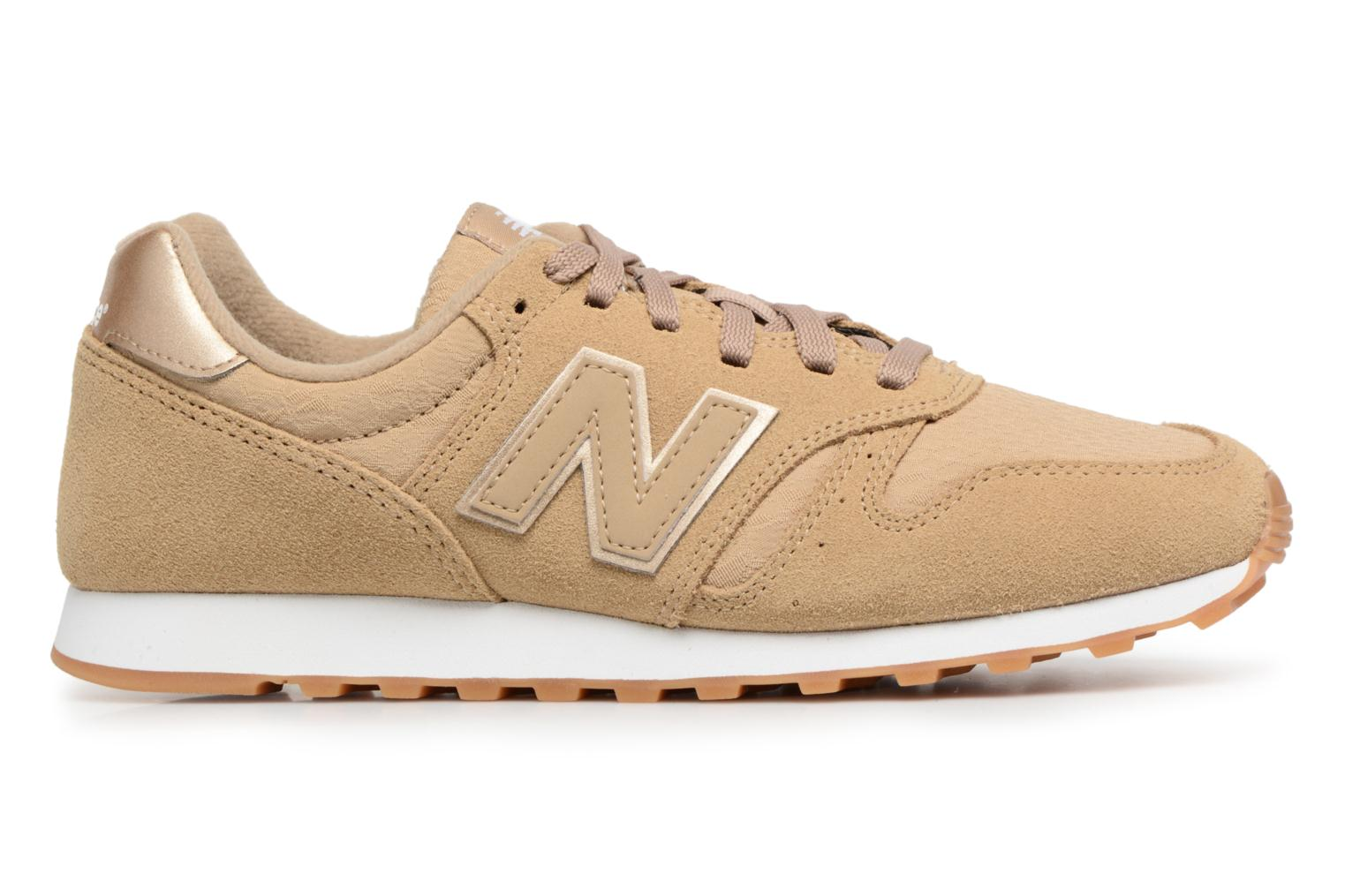 Trainers New Balance WL373 Beige back view