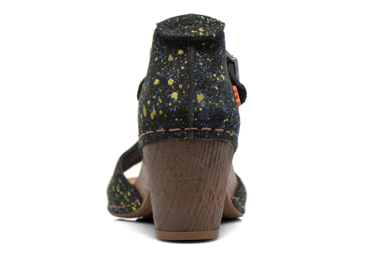 Sandales et nu-pieds Art I Meet 145 Multicolore vue droite