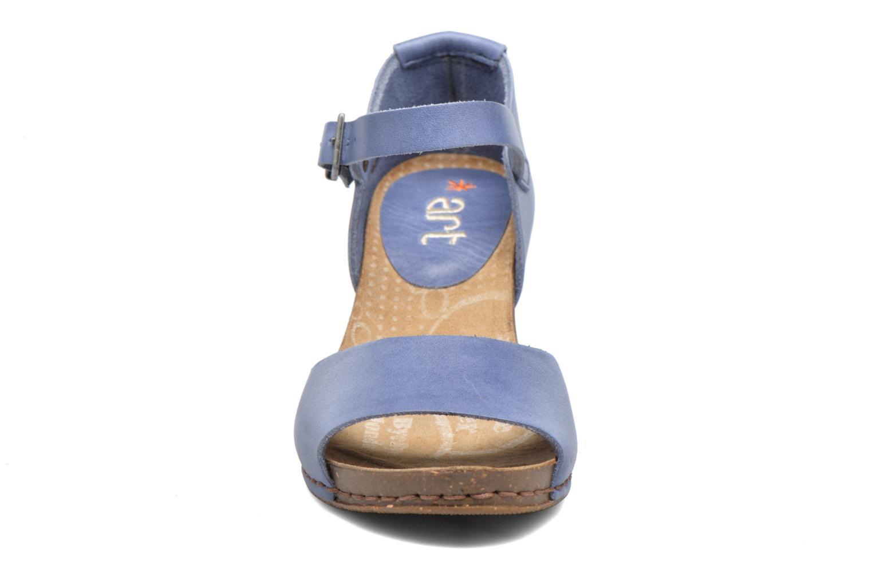Sandales et nu-pieds Art I Meet 145 Bleu vue portées chaussures