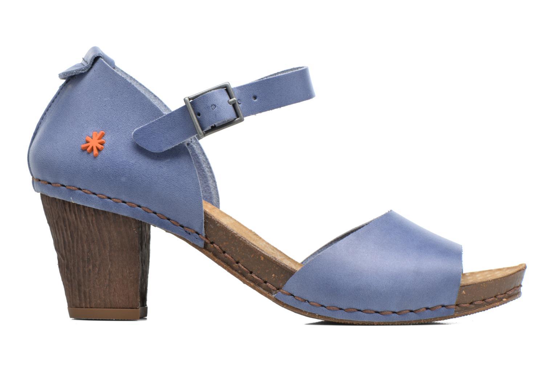 Sandales et nu-pieds Art I Meet 145 Bleu vue derrière