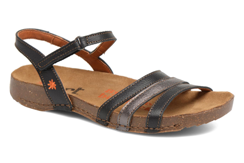 Zapatos cómodos y versátiles Art I Breathe 998 (Negro) - Sandalias en Más cómodo