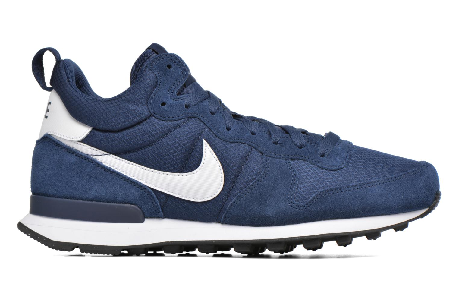 Trainers Nike Nike Internationalist Mid Blue back view