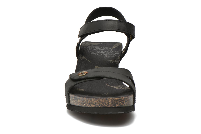 Sandaler Panama Jack Julia Sort se skoene på