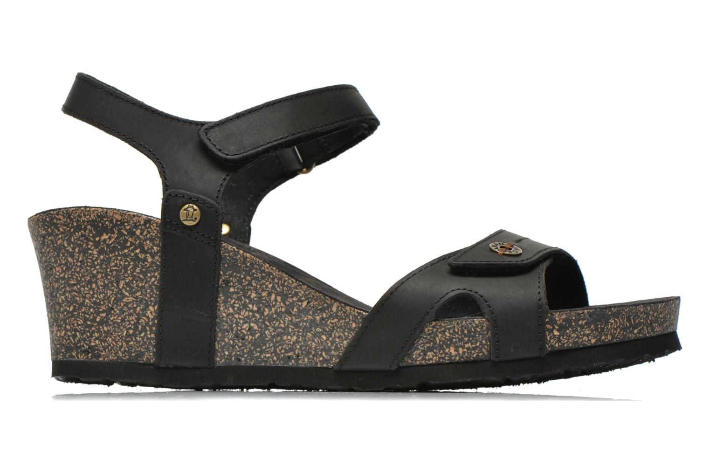 Sandaler Panama Jack Julia Sort se bagfra