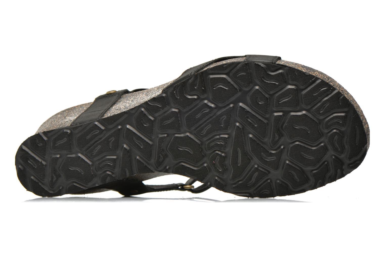 Sandaler Panama Jack Julia Sort se foroven