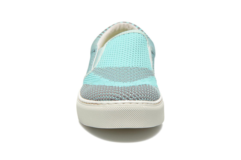 Sneaker Bronx Dean blau 3 von 4 ansichten