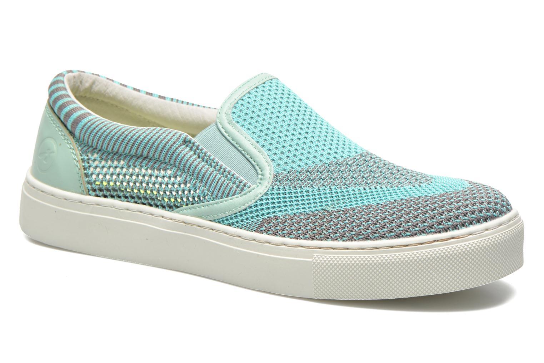 Sneaker Bronx Dean blau detaillierte ansicht/modell