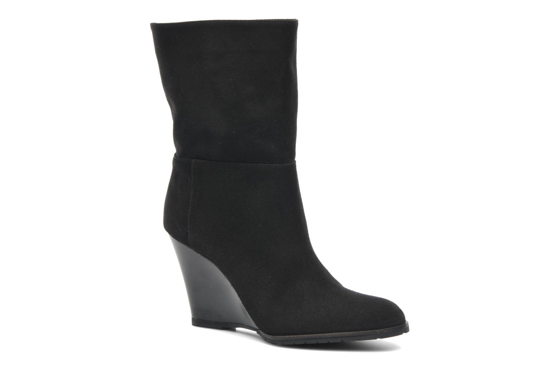 Bottines et boots L.K. Bennett Zia Noir vue détail/paire