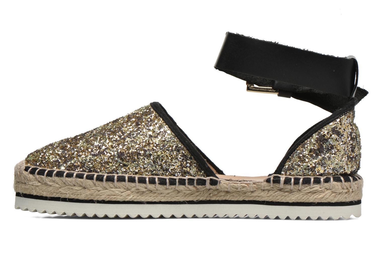 Sandali e scarpe aperte Anaki Chica Oro e bronzo immagine frontale