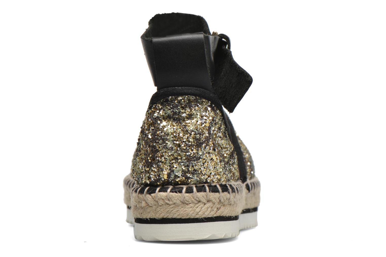 Sandali e scarpe aperte Anaki Chica Oro e bronzo immagine destra
