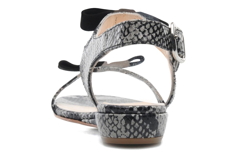 Sandales et nu-pieds Anaki Copa Multicolore vue droite