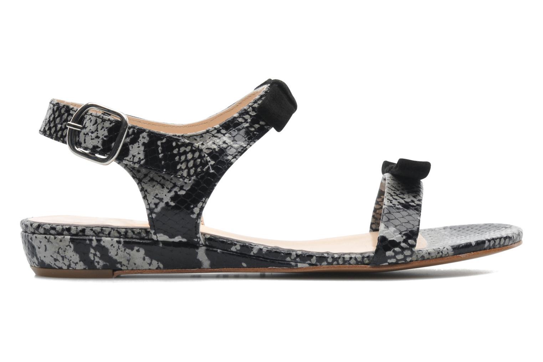 Sandales et nu-pieds Anaki Copa Multicolore vue derrière