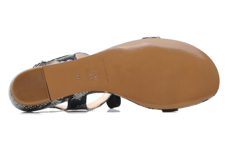 Sandales et nu-pieds Anaki Copa Multicolore vue haut