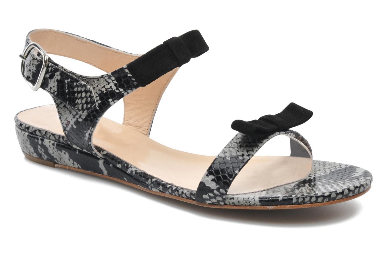 Sandales et nu-pieds Anaki Copa Multicolore vue détail/paire