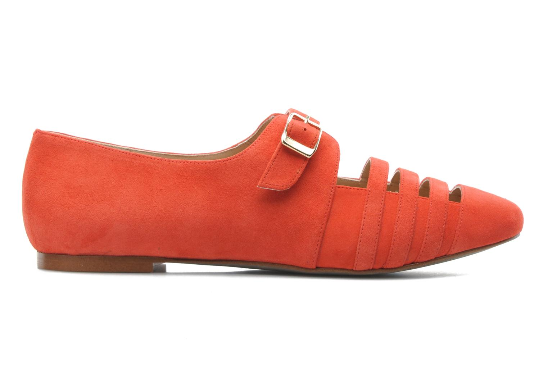 Loafers Anaki Rita Green back view