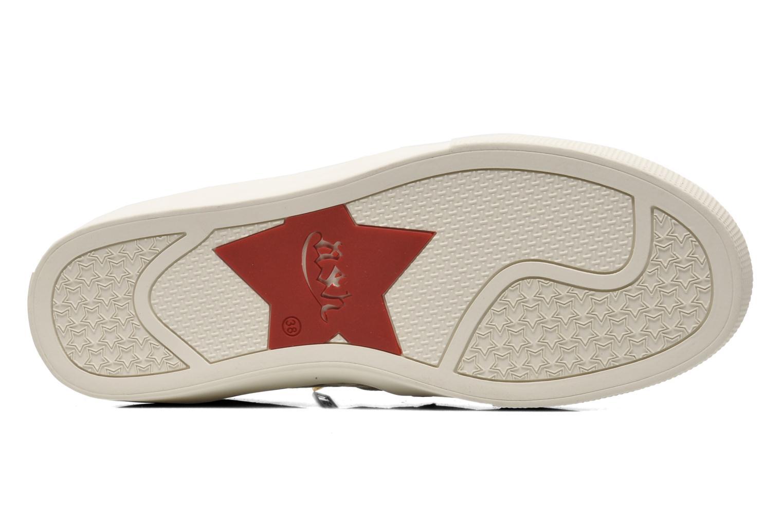 Sneaker Ash Intense mehrfarbig ansicht von oben