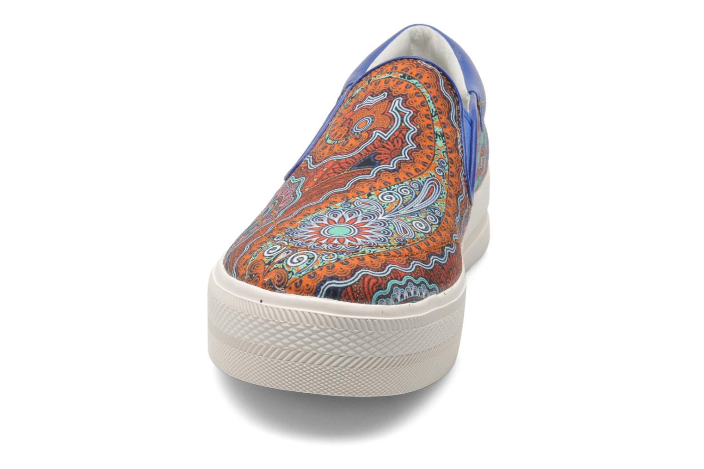 Baskets Ash Jam Bis Multicolore vue portées chaussures