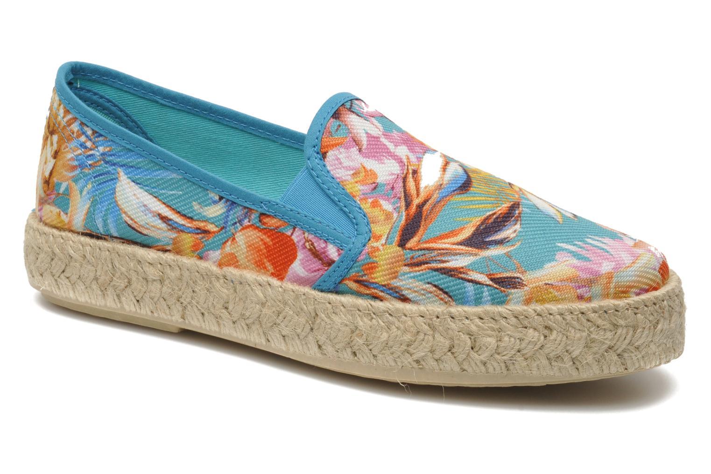 Espadrilles Pare Gabia Lagon Multicolore vue détail/paire
