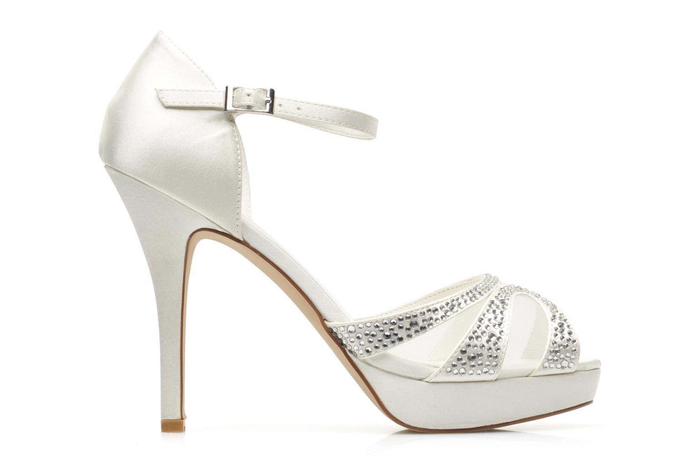 Sandali e scarpe aperte Menbur Aster Bianco immagine posteriore