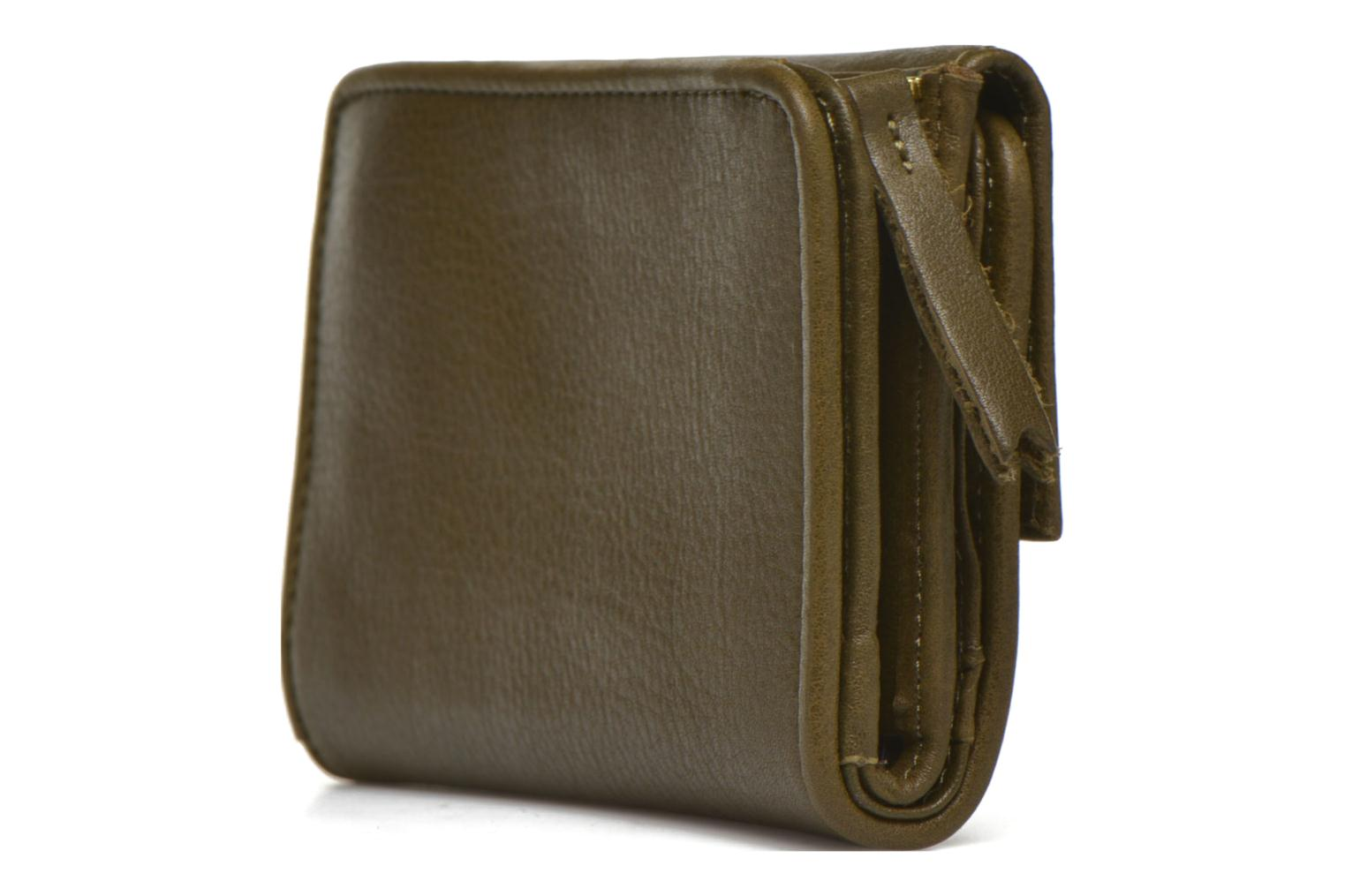Wallets & cases Nat & Nin Lotti Green view from the right