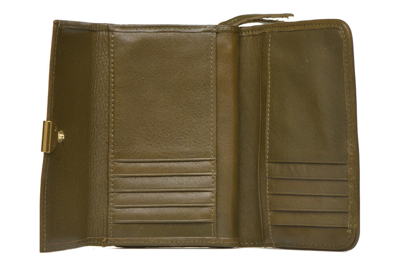 Portemonnaies & Clutches Nat & Nin Lotti grün ansicht von links