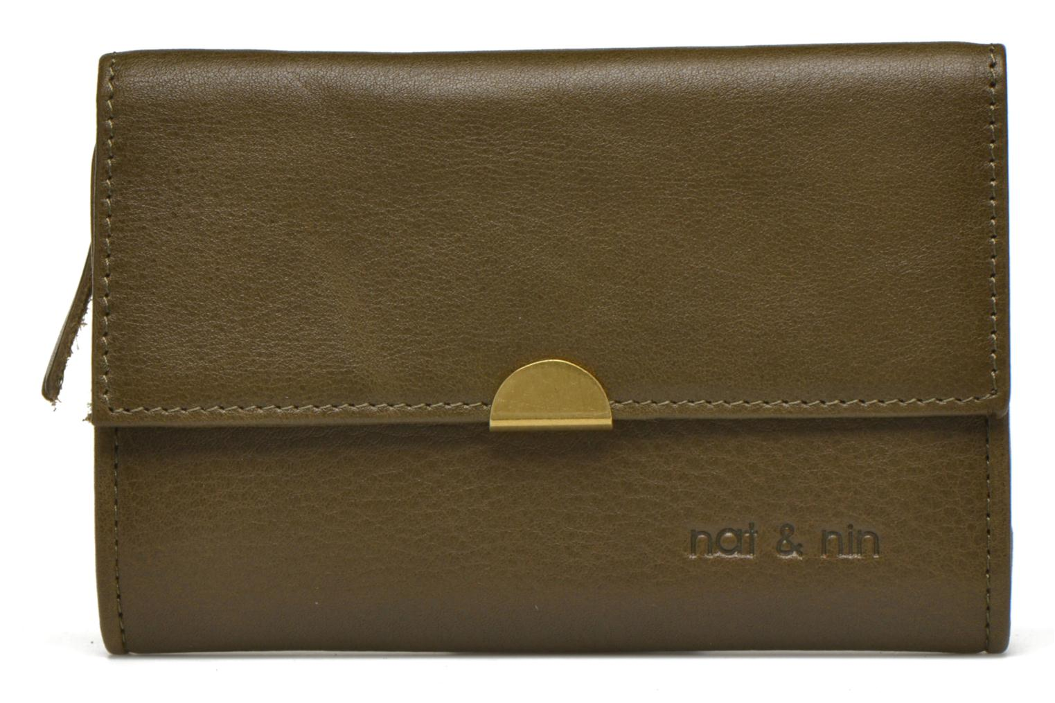 Wallets & cases Nat & Nin Lotti Green detailed view/ Pair view