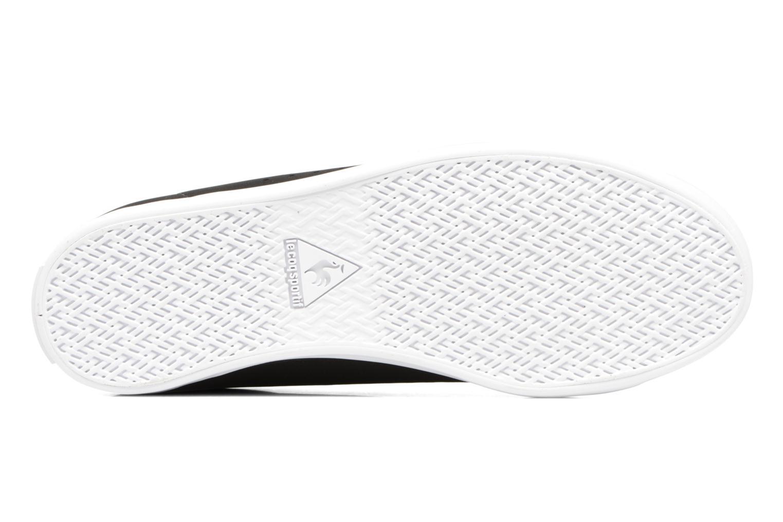 Sneaker Le Coq Sportif Agate LO S schwarz ansicht von oben