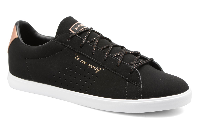 Sneaker Le Coq Sportif Agate LO S schwarz detaillierte ansicht/modell
