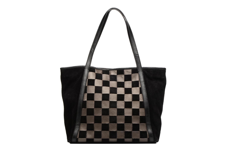 Handtaschen Loxwood Shopper Marilou schwarz ansicht von vorne