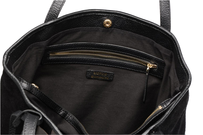 Handtaschen Loxwood Shopper Marilou schwarz ansicht von hinten