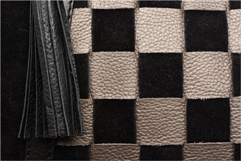 Handtaschen Loxwood Shopper Marilou schwarz ansicht von links