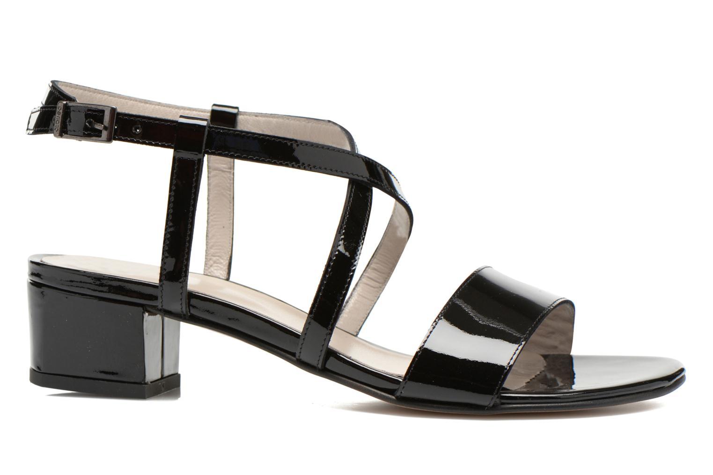 Sandales et nu-pieds Perlato Pasqua Noir vue derrière