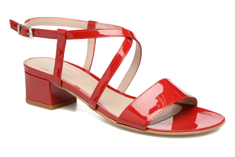 Zapatos promocionales Perlato Pasqua (Rojo) - Sandalias   Cómodo y bien parecido