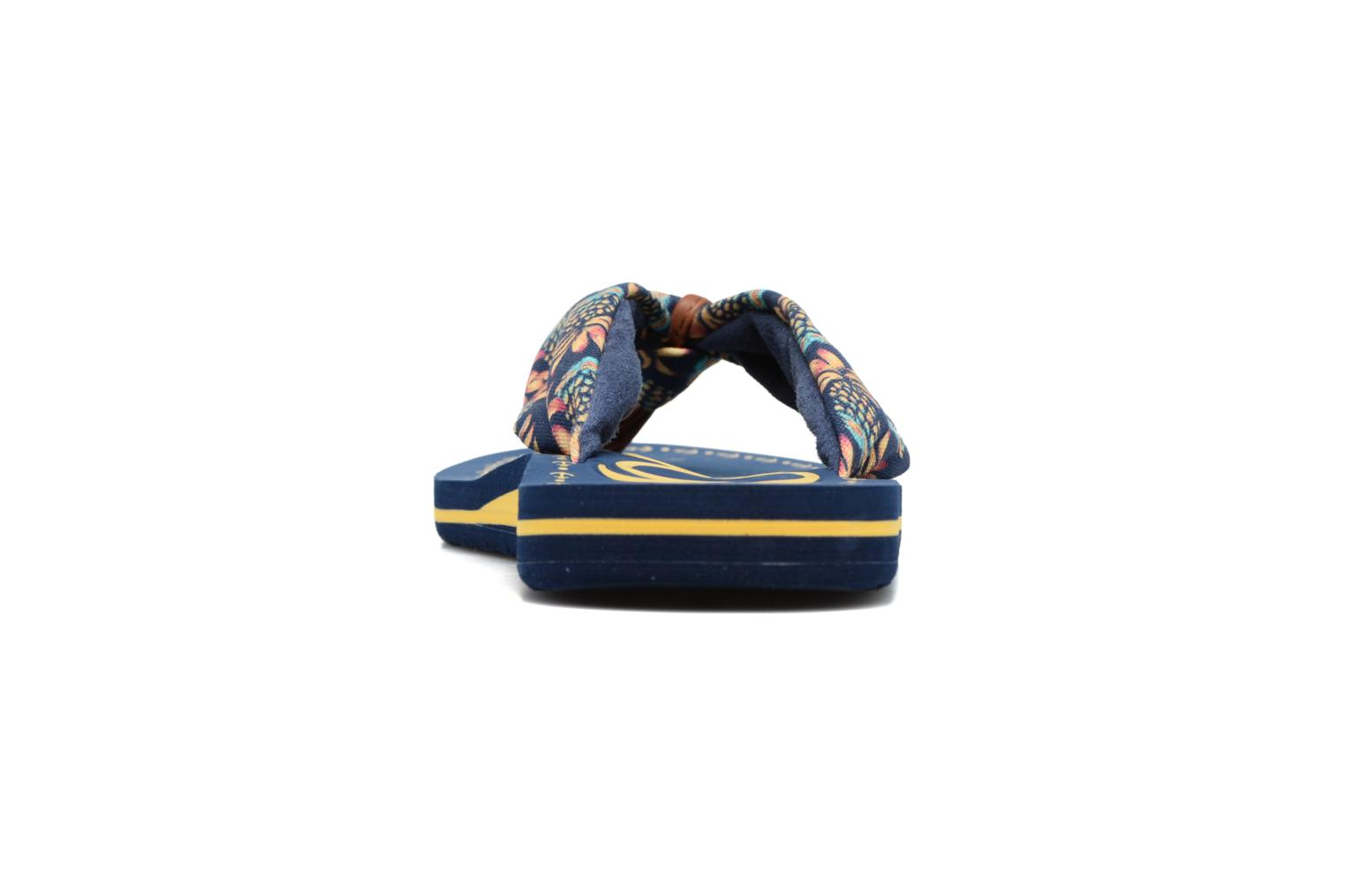 Flip flops S.Oliver Krink Blue view from the right
