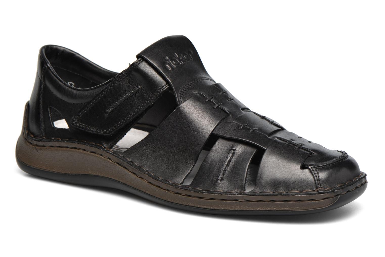 Sandales et nu-pieds Rieker Barry 05275 Noir vue détail/paire