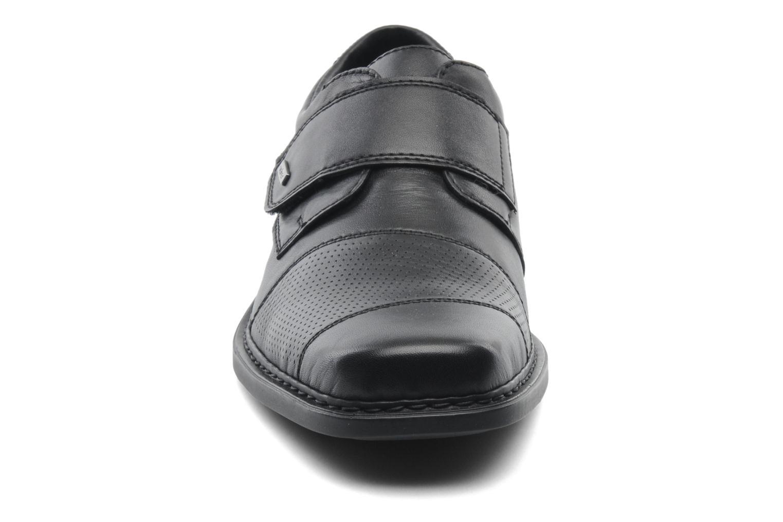 Mocassins Rieker Laud 0857 Noir vue portées chaussures