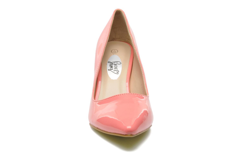 Zapatos de tacón I Love Shoes Kivari Rosa vista del modelo