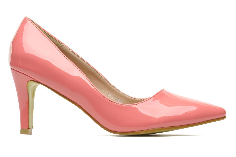 Zapatos de tacón I Love Shoes Kivari Rosa vistra trasera