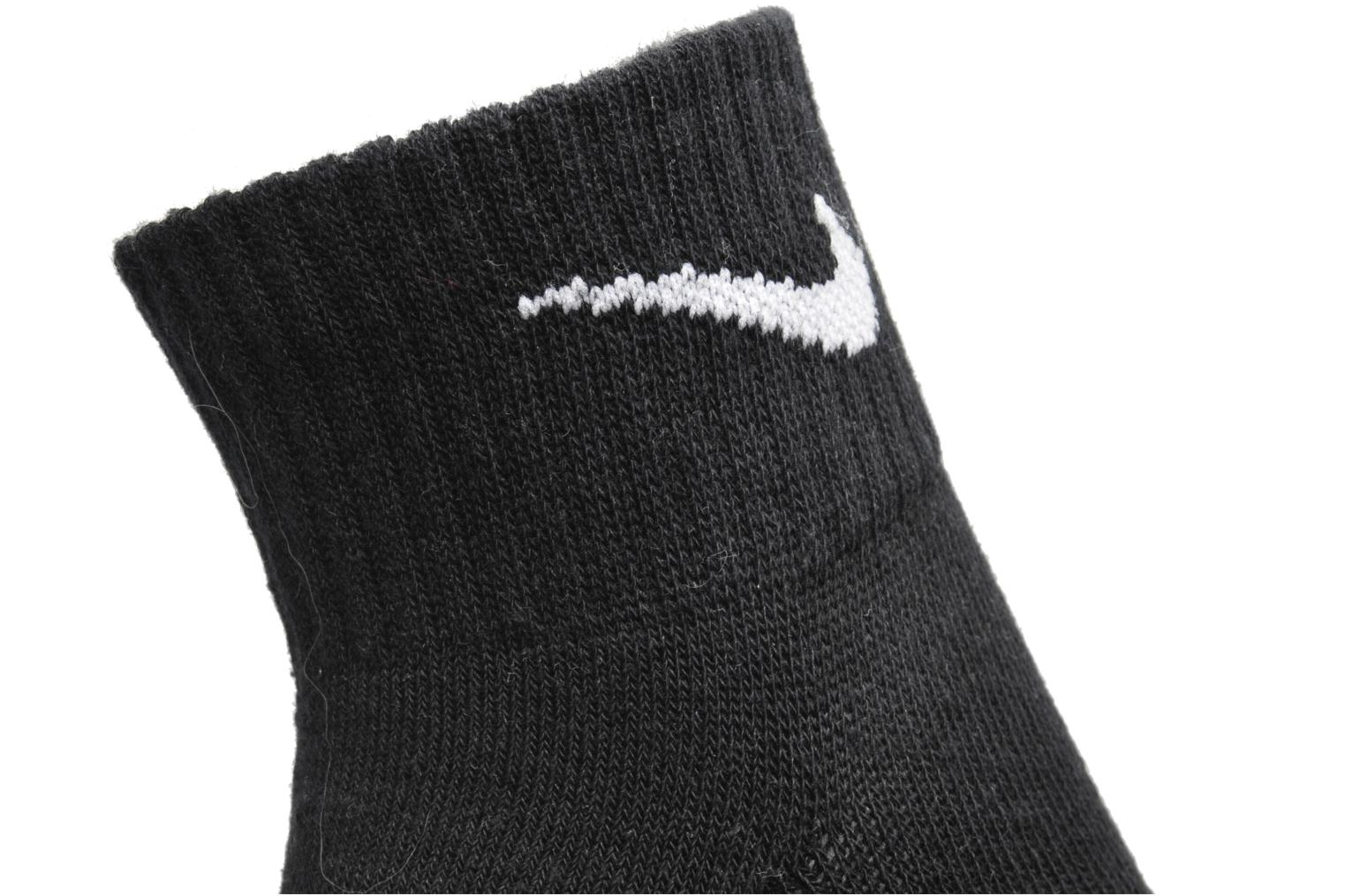 (3er-Pack) Socken Nike Cushion Basses BLACK/(WHITE)