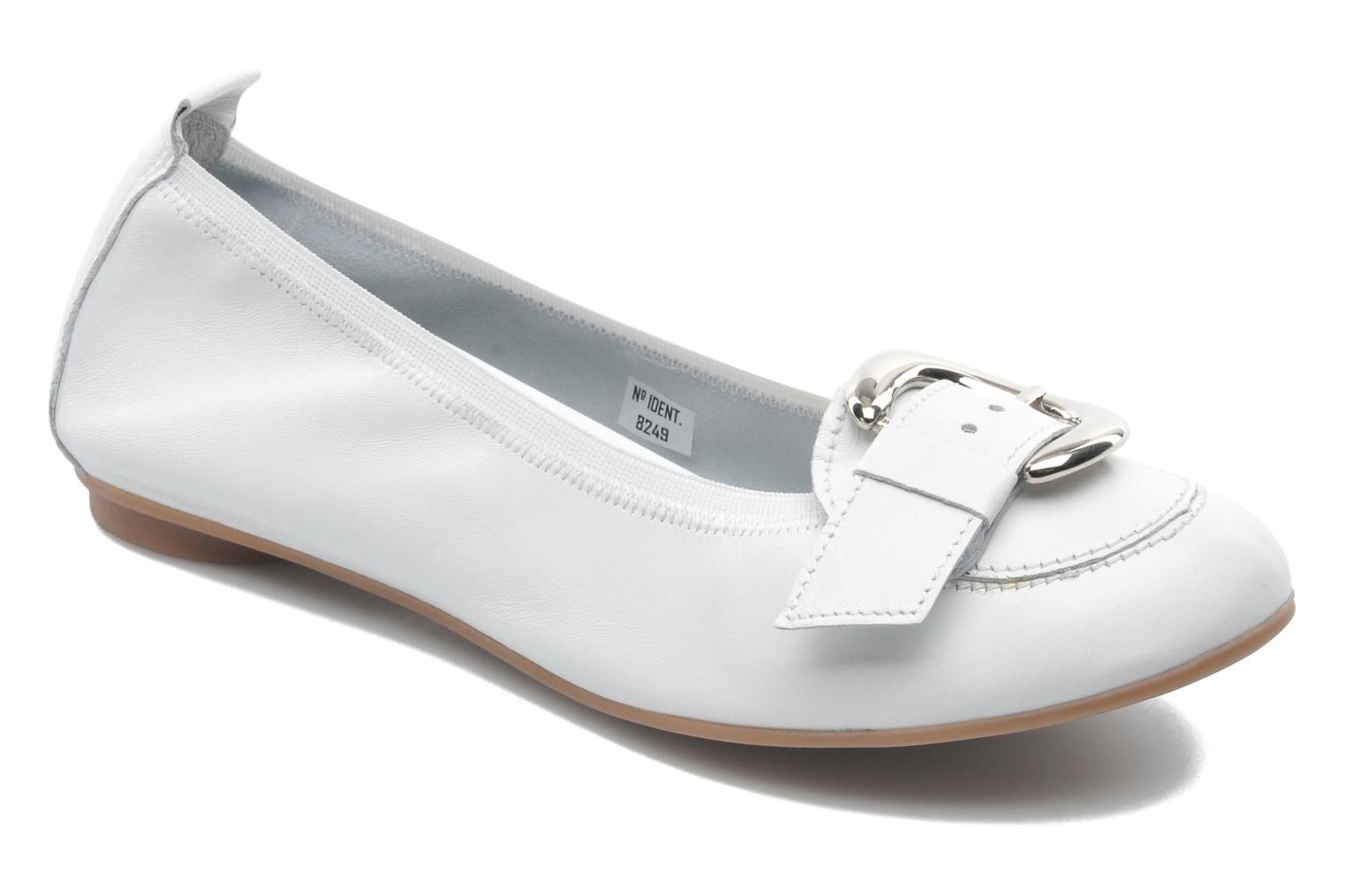 Ballet pumps Arima pour Elle Katina White detailed view/ Pair view