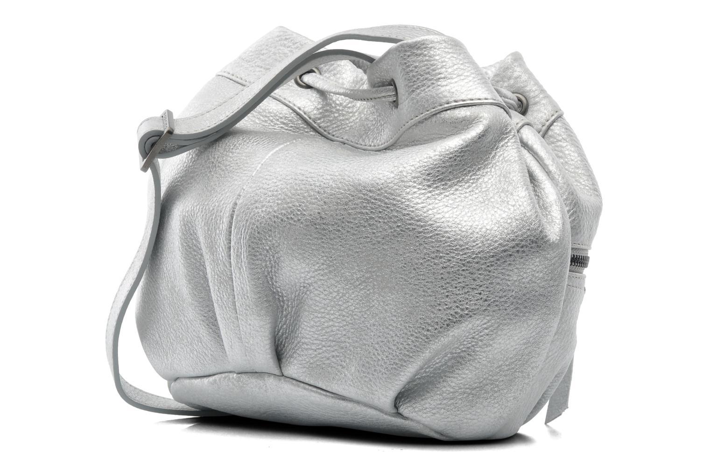 Handväskor Sabrina Anaé Silver Bild från höger sidan